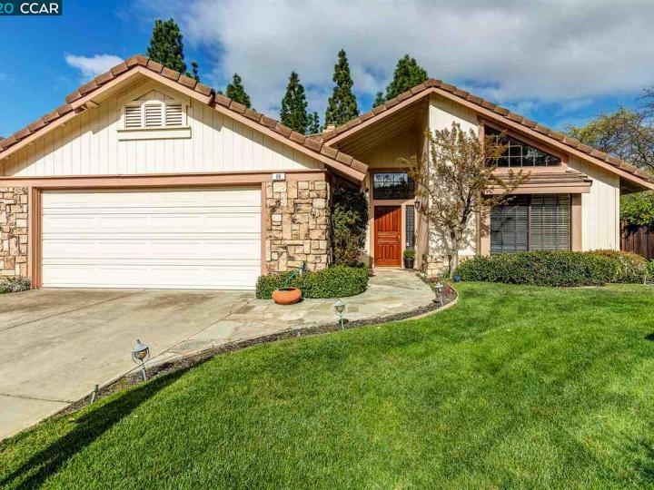 28 Driftwood Ct Pleasant Hill CA Home. Photo 1 of 2