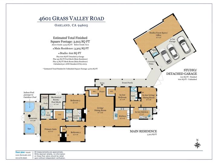 4601 Grass Valley Rd Oakland CA Home. Photo 39 of 40