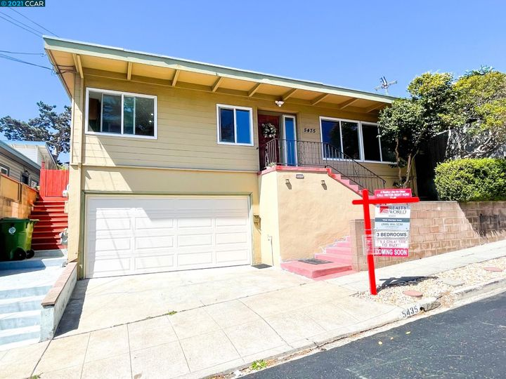 5435 Rosalind Ave El Cerrito CA Home. Photo 1 of 24