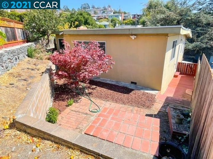 5435 Rosalind Ave El Cerrito CA Home. Photo 21 of 24
