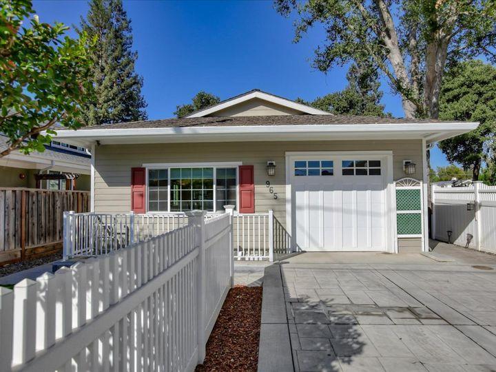 965 Loraine Ave Los Altos CA Home. Photo 1 of 40
