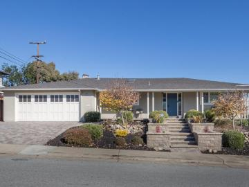 1309 Woodland Dr, San Mateo, CA