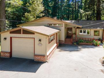 1525 Hillside Dr, Boulder Creek, CA