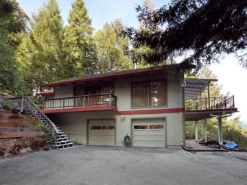 20611 Little Basin Rd, Boulder Creek, CA