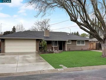2124 Ahneita Dr, Pleasant Hill, CA
