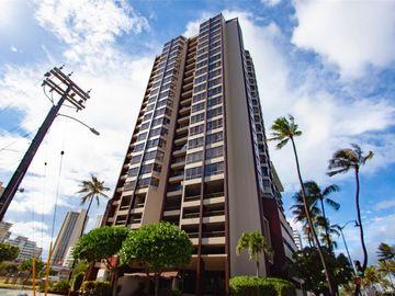 320 Liliuokalani Ave unit #604, Waikiki, HI