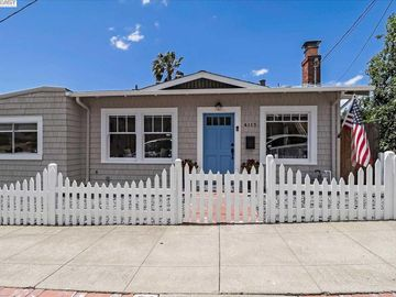 4115 Tompkins Ave, Redwood Heights, CA