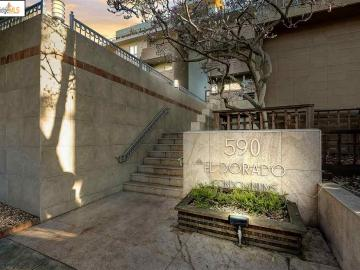 590 El Dorado Ave unit #313, Piedmont Avenue, CA