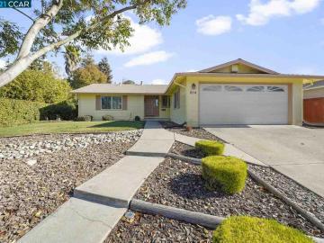 814 Marie Ave, Martinez, CA